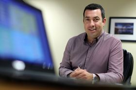 Ian Price, area sales manager at Tomlinson Hall.