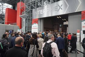 ITT is showcasing its products at this year's INTERPHEX