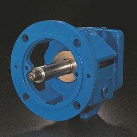 A bearing isolator installed on a process pump