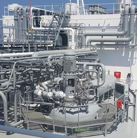 Svanehøj wins order for 42 pumps from Samsung Heavy Industries
