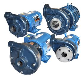 Franklin Electric has expanded its line of AG Series Centrifugal Close-Coupled Pumps.