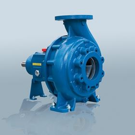 The Robuschi PROMIX centrifugal pump with open impeller.
