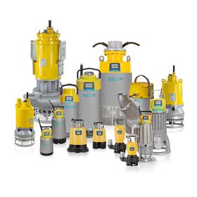 Atlas Copco's WEDA range now includes the expanded WEDA D for dewatering, the WEDA S for sludge and the completely new WEDA L slurry family.