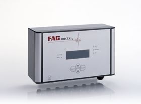 The FAG DTECT X1  online monitoring system.