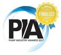 the Pump Industry Awards will take place on 23 March.