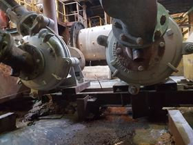 Atlantic Pumps' SlurryPro horizontal and vertical centrifugal slurry pumps.