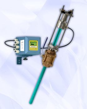The FPI Mag meter's compact insertion design fits in confined spaces with limited access and offers total accessibility.