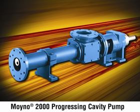 The Moyno 2000 progressing cavity pump