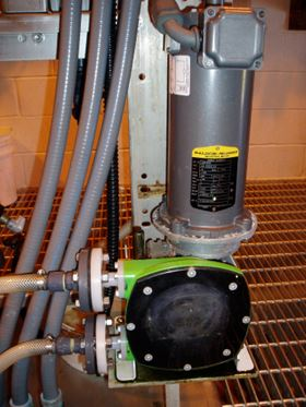 Verderflex Dura pumps engineered to solve difficult pumping problems.