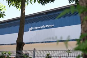 Hamworthy Pumps has  increased revenue by 60% and created 26 new jobs since autumn 2018.