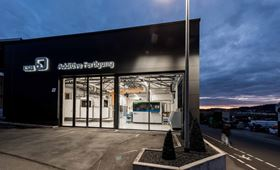KSB's new consulting and testing centre (Photo © KSB SE & Co KGaA).