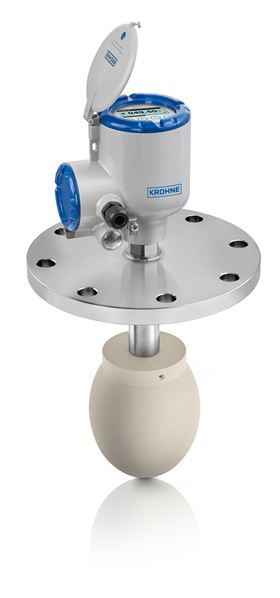 The Optiwave 5400 radar level transmitter offers accurate level measurement of liquids and solids.