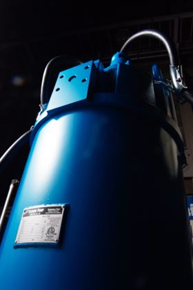 Tsurumi says the LH4110W high-pressure pump is the strongest of its kind in the company's range (photo: Tsurumi).
