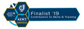 The BPMA has been confirmed as a finalist in the Contribution to Skills & Training category for the second year running.