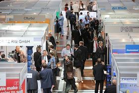 Visitors to the last VDMA International Rotating Equipment Conference in 2016.