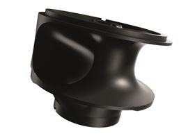 Grundfos' new wastewater impeller.