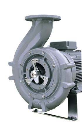 Landia's EradiGator chopper pumps are widely used in lift stations and scum pits.