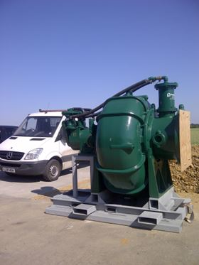 Pioneer Pump launches 30  in (450mm) centrifugal, self-priming pump.
