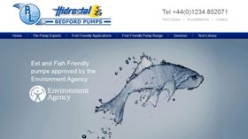 Bedford Pumps and Hidrostal have collaborated to launch a new website focused on fish friendly issues.