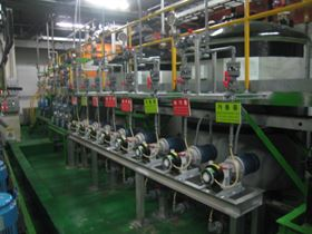 Eight Rapide R2S Peristaltic tube pumps were selected to replace existing metering pumps.