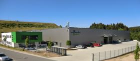 Schroeder's new headquarters allows the company to effectively respond to the growing global demand for its products.