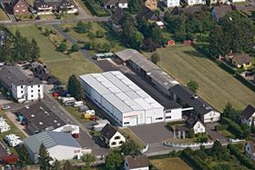 The production facility of Bungartz centrifugal pumps in the Eifel region.
