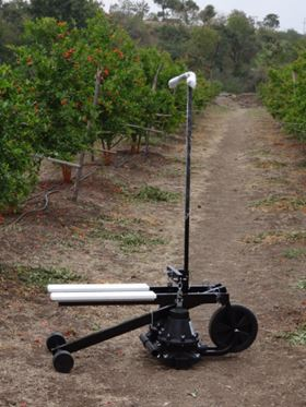 The Saajhi Stepping Pump has been recognized for helping farmers in developing countries.