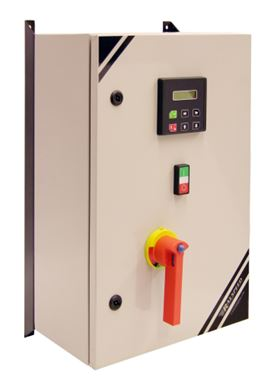 The R54 plug-and-play enclosed soft starters from Ralspeed.