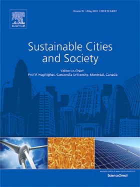 Sustainable Cities and Society.