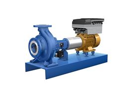 The KSB Guard pump monitoring system enables existing pumps to be quickly connected to the Internet of Things.