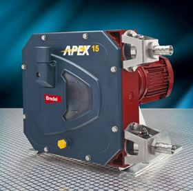 APEX hose pumps promise users reduced maintenance requirements.