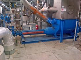 Many of the Mono pumps provided for Peacehaven feature the company's innovative EZstrip technology.