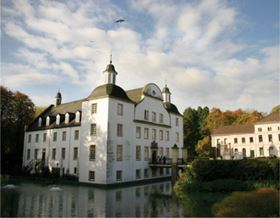 Figure 4. The Schloss Borbeck, a castle in Essen, Germany, where the Gerresheimer site is located also.