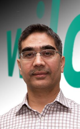 Mohammed Siddiqi, Wilo USA's new director of engineering.