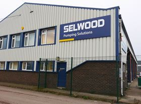 Selwood's new branch in Birmingham, UK.