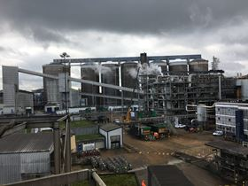 British Sugar's Wissington site.