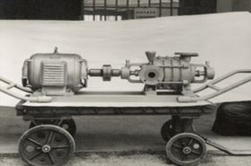 Established in 1945, Caprari has continued to manufacture centrifugal pumps for 70 years.