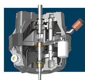 The gearbox upgrade provides a bigger idler shaft with stronger gear sets that can handle higher loads.
