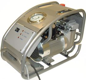Boltight's electric pump for wind turbines applications.
