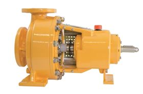 CDR Pumps has launched the new UCL and UCL-B (close coupled version) range of pumps.