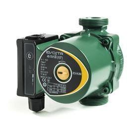 Evosta is dimensionally the same as a traditional type pump it will replace and is aimed for retrofit situations.