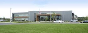 Franklin Electric Co's new world headquarters in Fort Wayne, Indiana, USA