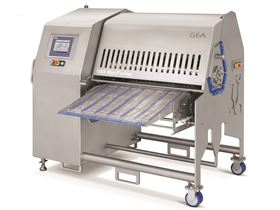 Launched at IFFA 2016, Anuga FoodTec will begin the sales release for the GEA MaxiFormer.