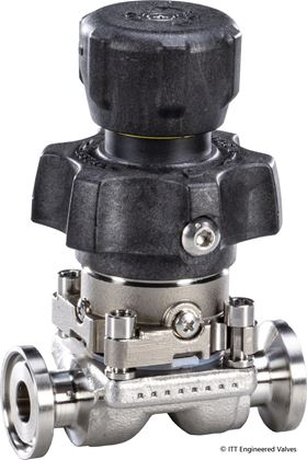 The new size valve is designed for the critical reliability needs of sampling and low flow bioprocess applications.