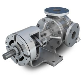 The EnviroGear G-Series sealed internal gear pump.