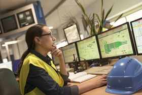 Remote monitoring and data acquisition technologies will enable utility managers to keep an eye on their assets in real time even if they cannot visit. (Image: Shutterstock)