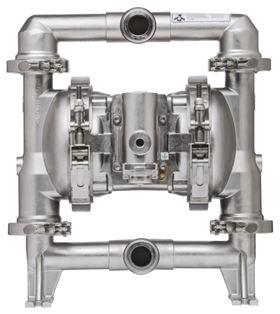 The new SD line of FDA-compliant diaphragm pumps from ARO. (Photo: Business Wire)