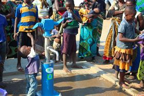 LifePump, a Design Outreach innovation, is designed to reach deeper and last longer than standard hand pumps commonly available.