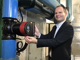 Anders Christiansen, regional business director, Building Services for Grundfos Asia.