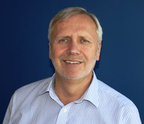Duncan Cooper, the new president and CEO of Grundfos North America